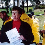 Late GRV Chairman Jan Wilson at the launch of the lure shift
