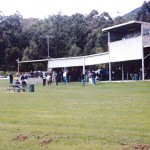 The original grandstand & betting ring
