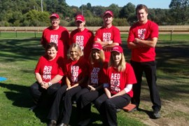 Healesville gets behind Red Dog Run Campaign
