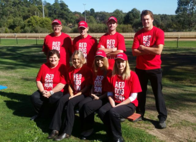 RDR staff