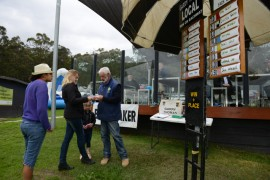 "Bookie rates ""ripper"" Healesville field up with the best"