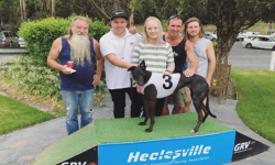 Hot weather provides race day changes at Healesville with a few surprises