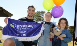 Healesville raises the fun-level and funds for the Good Friday Appeal