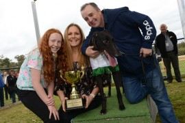 Outsider creates Healesville Cup Mayhem