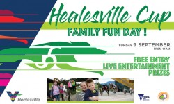 Straight racing's great racing at the Healesville Cup