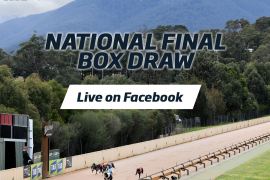National Final Box Draw – Live on Facebook