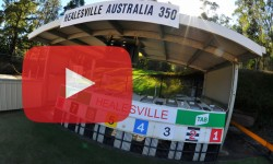 Chasers and Pacers: Healesville Cup heats