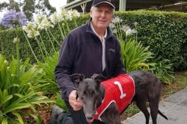 """Go The Red Dog'' bushfire fundraiser"