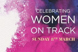 Celebrating Women on Track