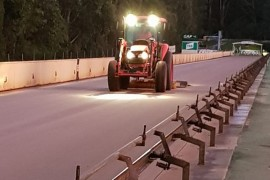 GRV Scheduled track maintenance 15th – 18th February